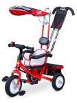 Gyerek tricikli Toyz Derby piros