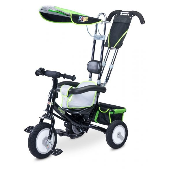 Gyerek tricikli Toyz Derby zöld
