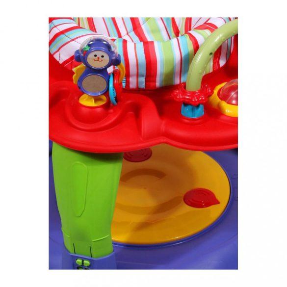 Többfunkciós játékasztal Baby Mix piros
