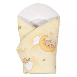 Pólya New Baby sárga maci