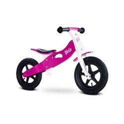 Gyermek lábbal hajtós bicikli Toyz Velo lila