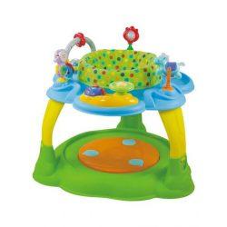 Többfunkciós játékasztal Baby Mix zöld