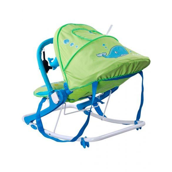 Pihenőszék CARETERO Aqua green