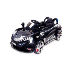 Elektromos kisautó Toyz Aero - 2 motor , 2 sebesség, fekete