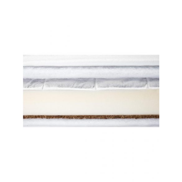 Matrac SENSILLO hajdina-hab-kókusz 120x60 cm