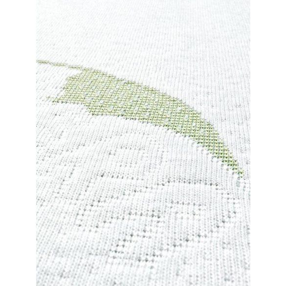 Matrac Sensillo latex-szivacs-kókusz 120x60 cm- Aloe Vera