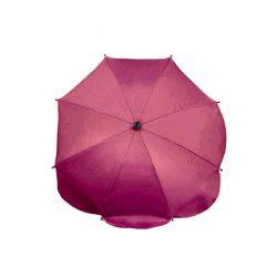 Napernyő babakocsira rózsaszín-lila