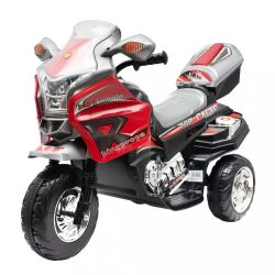 Gyermek elektromos motor Baby Mix RACER piros
