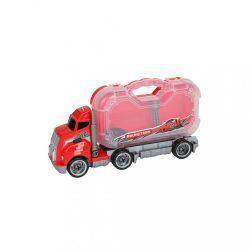 Gyermek teherautó szerszámokkal Bayo 10 db