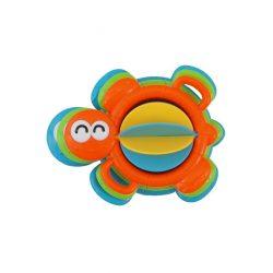 Fejlesztő fürdőjáték Baby Mix teknősbéka