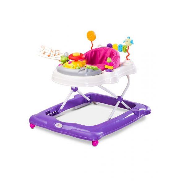 Gyerek járóka Toyz Stepp purple