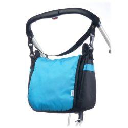 Pelenkázó táska CARETERO - turquoise