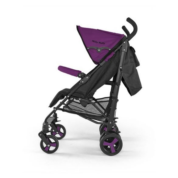 Golf babakocsi Milly Mally ROYAL purple