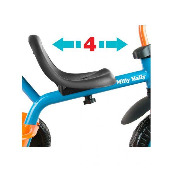 Gyerek háromkerekű bicikli Milly Mally Boby TURBO green