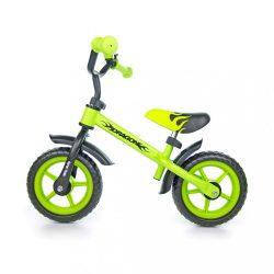 Gyerek futóbicikli Milly Mally Dragon zöld