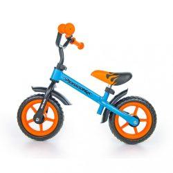 Gyerek futóbicikli Milly Mally Dragon narancssárga - kék