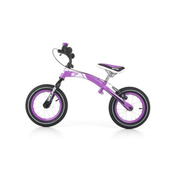 Gyerek futóbicikli Milly Mally Young violet
