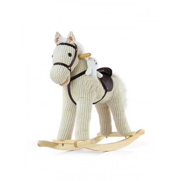 Hintaló dallammal Milly Mally Pony bézs