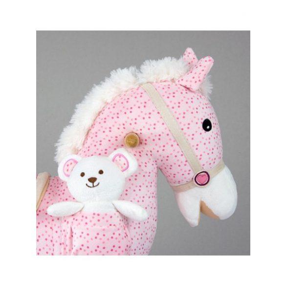 Hintaló dallammal Milly Mally Pony rózsaszín