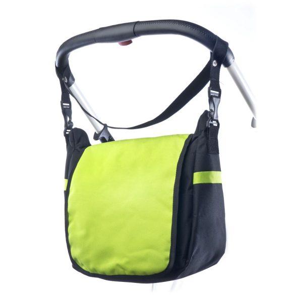 Pelenkázó táska CARETERO - green