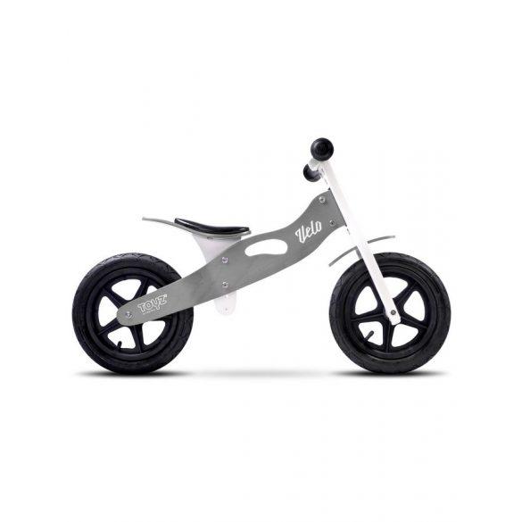 Gyermek lábbal hajtós bicikli Toyz Velo grey