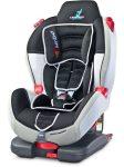 Autós gyerekülés CARETERO Sport TurboFix grey 2016