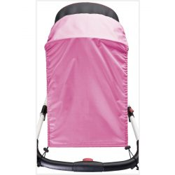 Napernyő babakocsira CARETERO pink