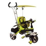 Gyerek háromkerekű bicikli Baby Mix  green