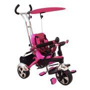 Gyerek háromkerekű bicikli Baby Mix pink