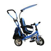 Gyerek háromkerekű bicikli Baby Mix Szafari blue