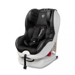 Autós gyerekülés CARETERO Defender Plus Isofix black 2016