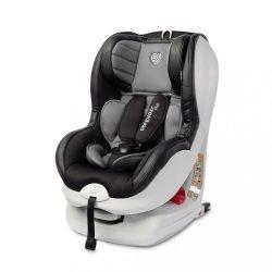 Autós gyerekülés CARETERO Defender Plus Isofix grey 2016