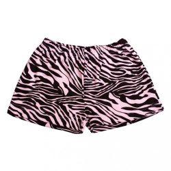 Gyermek rövidnadrág New Baby Zebra rózsaszín