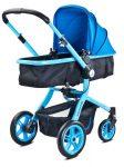 Dětský kočárek 2v1 Caretero Navigator blue