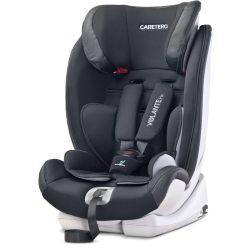 Autós gyerekülés CARETERO Volante Fix black 2016