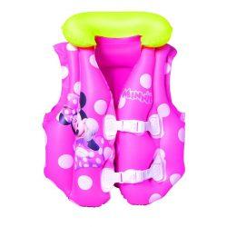 Gyermek felfújható úszómelleny Bestway Minnie