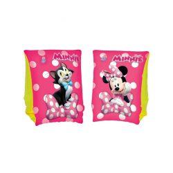 Gyermek felfújható karúszók Bestway Minnie pink