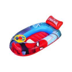 Gyermek felfújható csónak kormánykerékkel Bestway Spider Man