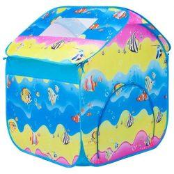 Gyermek sátor Bayo színes