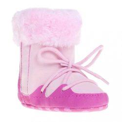 Gyermek téli cipő Bobo Baby 3-6h rózsaszín