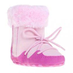 Gyermek téli cipő Bobo Baby 6-12h rózsaszín