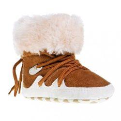 Gyermek téli cipő Bobo Baby 6-12m barna