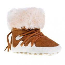 Gyermek téli cipő Bobo Baby 12-18h barna