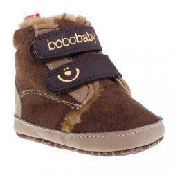 Gyermek téli cipő Bobo Baby 3-6h sötét barna