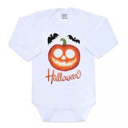 Body nyomtatott mintával New Baby Halloween