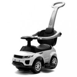 Gyerek jármű Baby Mix 3 az 1-ben fehér