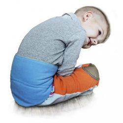 Gyermek derékszíj 0-5 éves VG málna-rózsaszín