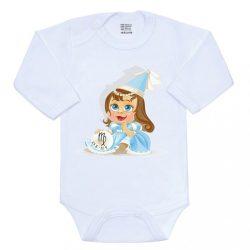 Body nyomtatott mintával New Baby Horoszkóp Szűz
