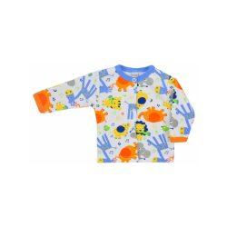 Baba kabátka Bobas Fashion Állatkert kék