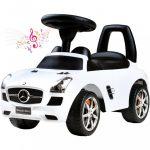 Gyermek futóbicikli Bayo Mercedes-Benz white